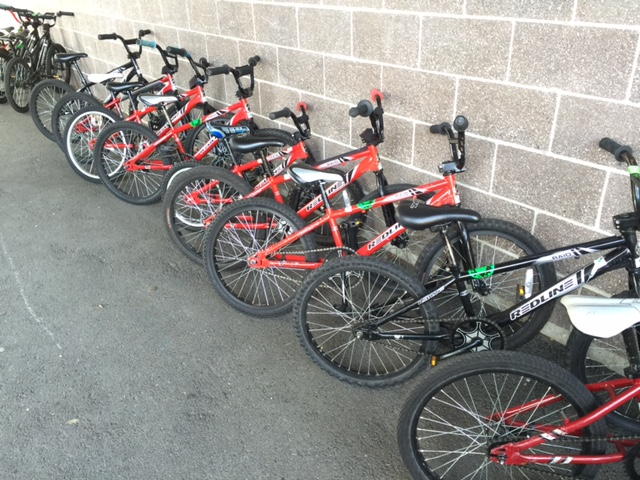 Bikes for class